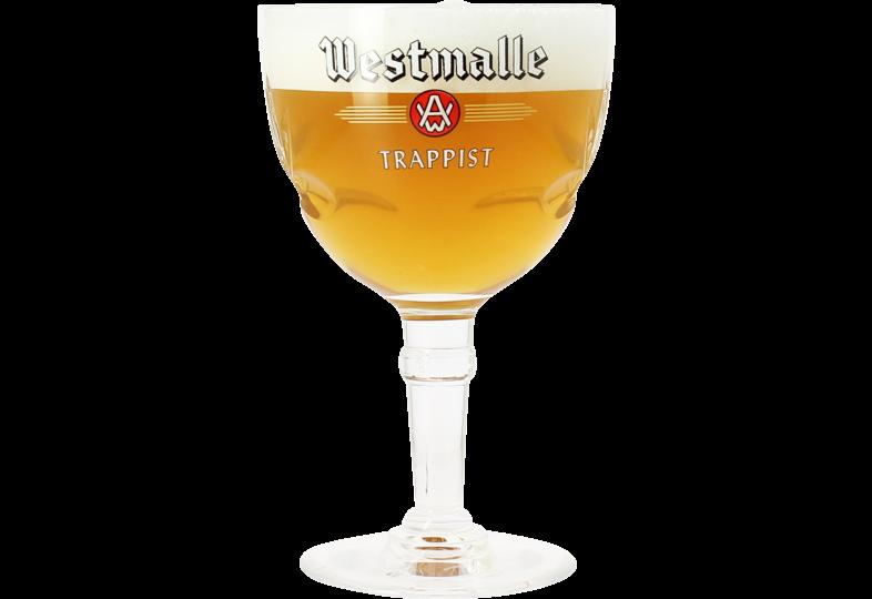 Verres à bière - Verre Westmalle Trappist - 33 cl