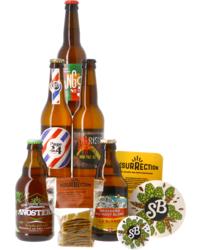 Accessoires et cadeaux - Apéritif 100% Bière