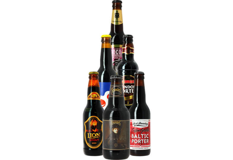 GIFTS - Assortiment Stout/Porter