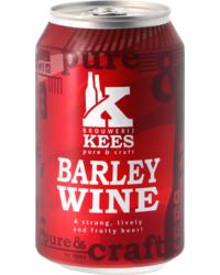 Flessen - Kees Barley Wine