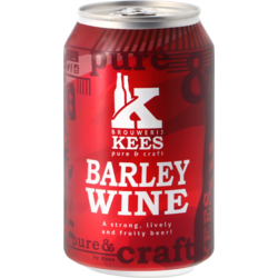 Bottled beer - Kees Barley Wine