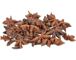 Brewing additives - Star anise fruits whole - 30 g