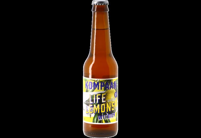 Bottiglie - Kompaan When Iife Give You Lemons