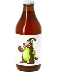 Bottled beer - Brewski PearBear