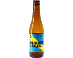 Bouteilles - Brussels Beer Project Wunder Lager