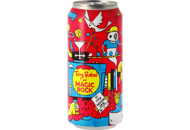 Bouteilles - Tiny Rebel Citra Session IPA