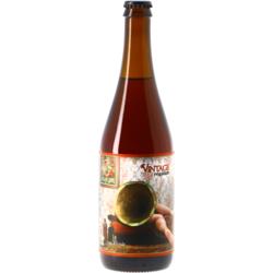 Bottled beer - La Débauche Vintage Régalade