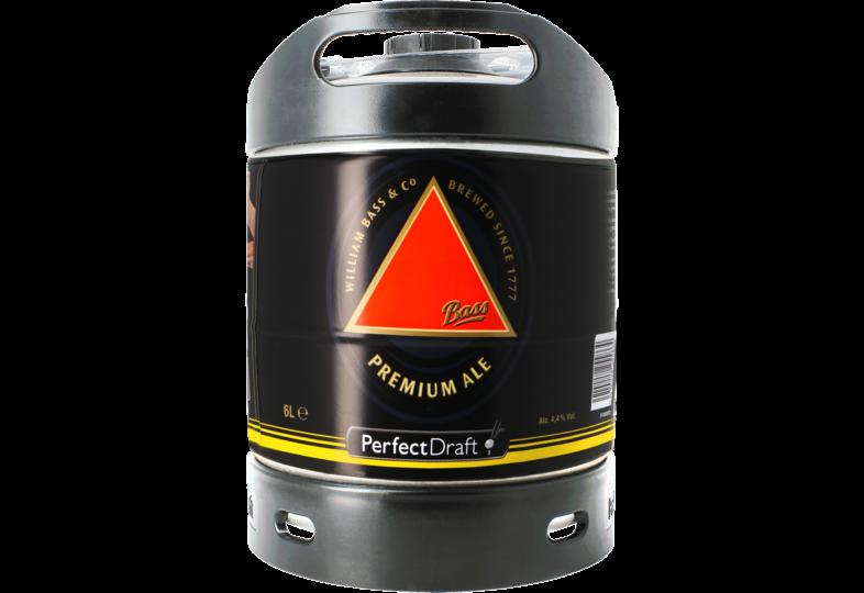 Fûts de bière - Fût 6L Bass Premium Pale Ale