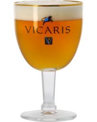 Verres à bière - Verre Vicaris 33 cl