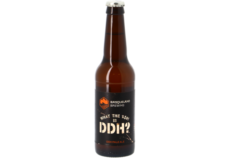 Bouteilles - Basqueland What is DDH