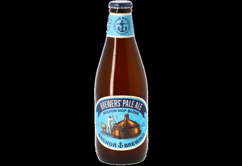 Flaschen Bier - Anchor Brewers' Pale Ale - Nelson