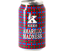 Bouteilles - Kees Amarillo Madness - Canette