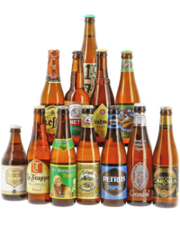 Accessori e regali - HOPT Tripel pack - 12 birre di stile Tripel