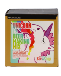 Moutpakket - Refill Brooklyn brew kit Unicorn IPA
