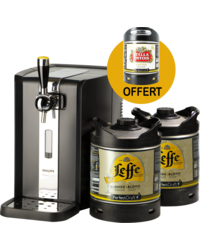 Beer dispensers - Party Pack PerfectDraft 2 Leffe + 1 Stella Free