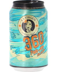 Bottled beer - La Virgen 360 - Can