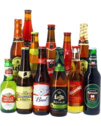 GIFTS - Assortiment 12 bières