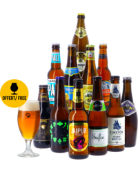 GIFTS - The Saveur Bière 12 Years of Beers Collection