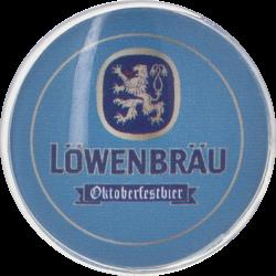 Cadeaus en accessoires - Médaillon Lowenbrau Oktoberfest