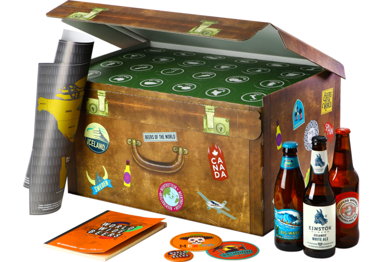 GIFTS - World Wide Beers International Collection