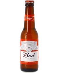 Bouteilles - Bud - 25cl
