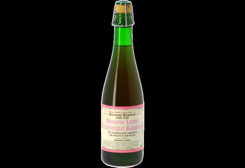 Bouteilles - Hanssens Experimental Raspberry