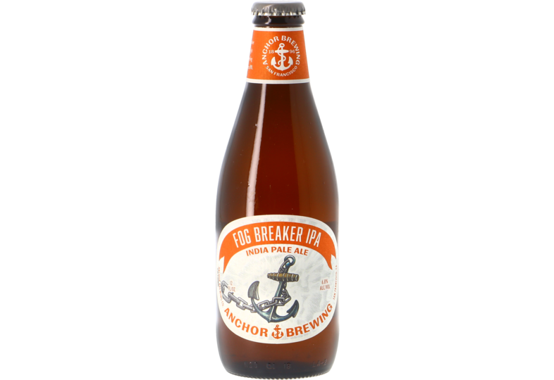 Flaschen Bier - Anchor Fog Breaker IPA