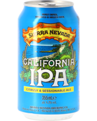 Bottiglie - Sierra Nevada California IPA