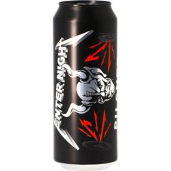 Flaschen Bier - Stone x Metallica Enter Night