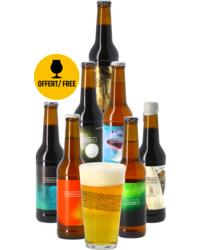 Accessori e regali - Põhjala Best Of - 7 Birre + Bicchiere