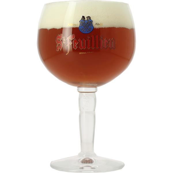 Bicchiere Saint Feuillien - 33cl