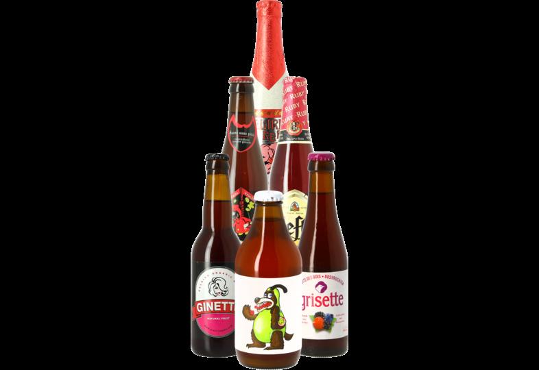 Accessoires et cadeaux - Assortiment Fruit Beer