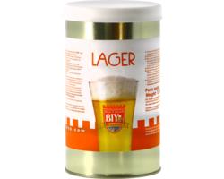Malti - Kit à bière Malto BIY Lager 1500g