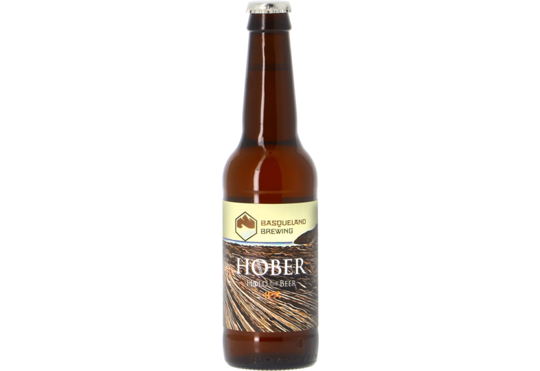 Bouteilles - Basqueland HOBER - Hold the Beer