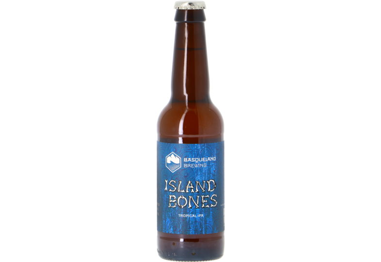 Flaskor - Basqueland & GORA - Island Bones Tropical IPA