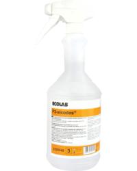 Prodotti per pulizia - P3-ALCODES 1 L with spraynozzle