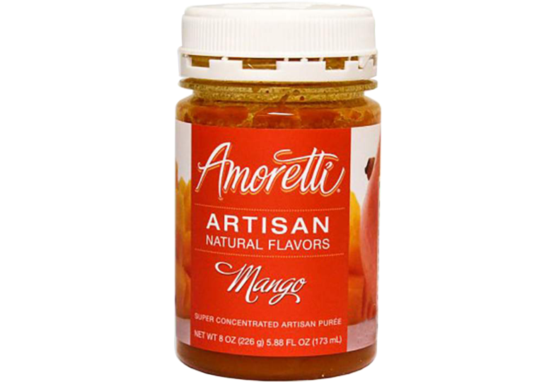 Additifs de brassage - Amoretti - Artisan Natural Flavors - Mangue 226 g