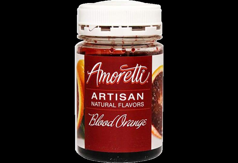 Additifs de brassage - Amoretti - Artisan Natural Flavors - Orange sanguine 226 g