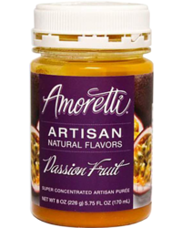 Brewing additives - Amoretti - Artisan Natural Flavors - Passion fruit 226 g