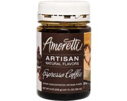 Accessoires du brasseur - Amoretti - Artisan Natural Flavors - Expresso 226 g
