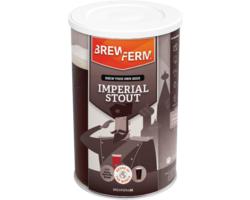 Kit de bière tout grain - Brewferm beerkit Imperial Stout 9 L