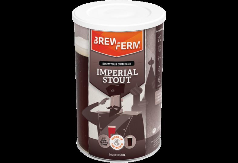 All grain ölkit - Brewferm beerkit Imperial Stout 9 L