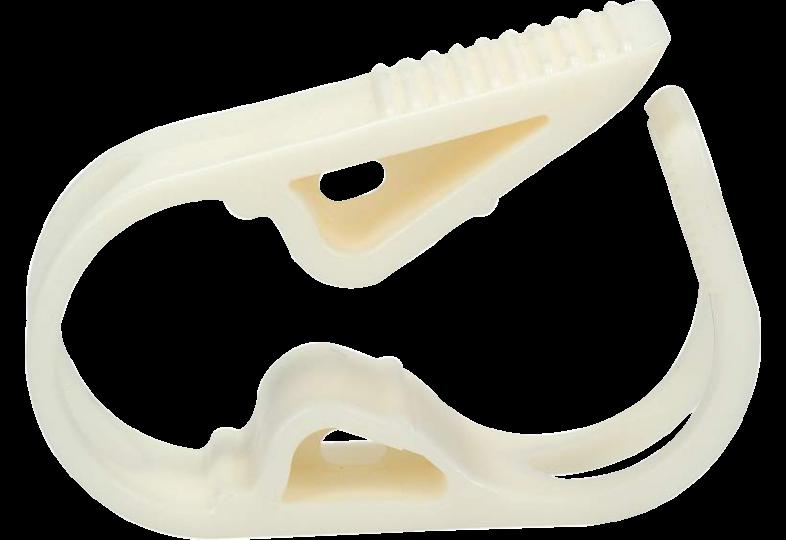 Bryggningsaccesoarer - Plastic hose clamp up to 18 mm