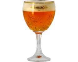 """Verres à bière - Verre Grimbergen """"Phoenix"""" - 33 cl"""