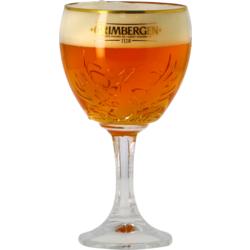 """Bierglazen - Glas Grimbergen """"Phoenix"""" - 33 cl"""