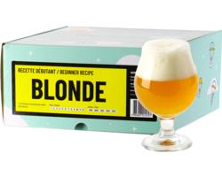 Kit de bière tout grain - Receta cerveza rubia - Beer Kit Iniciación