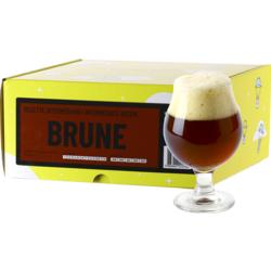 Vollkornbier-Kit - Recette Bière Brune - BeerKit Intermédiaire