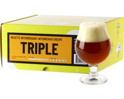 Kit de bière tout grain - Brouwkit gevorderden: Triple