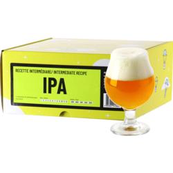 Kit de bière tout grain - Recette Bière IPA - Recharge pour Beer Kit Intermédiaire