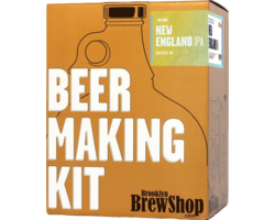 Kit de bière tout grain - Brooklyn Brew Kit New England IPA